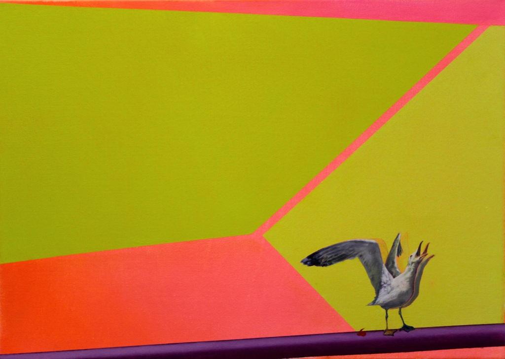 The Bird Knows 3, 2014
